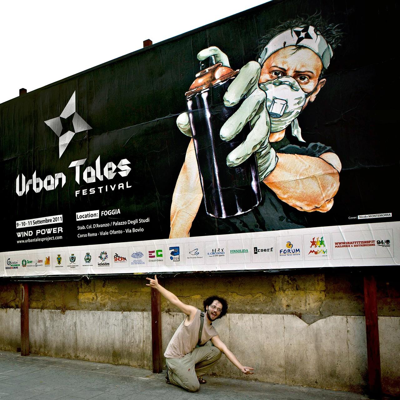 Poster UTP Festival WIND 6x3