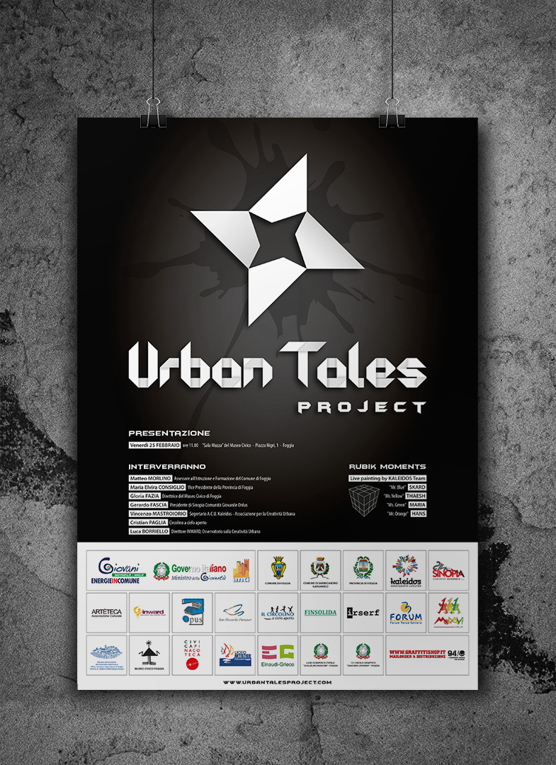 Poster UTP Presentazione