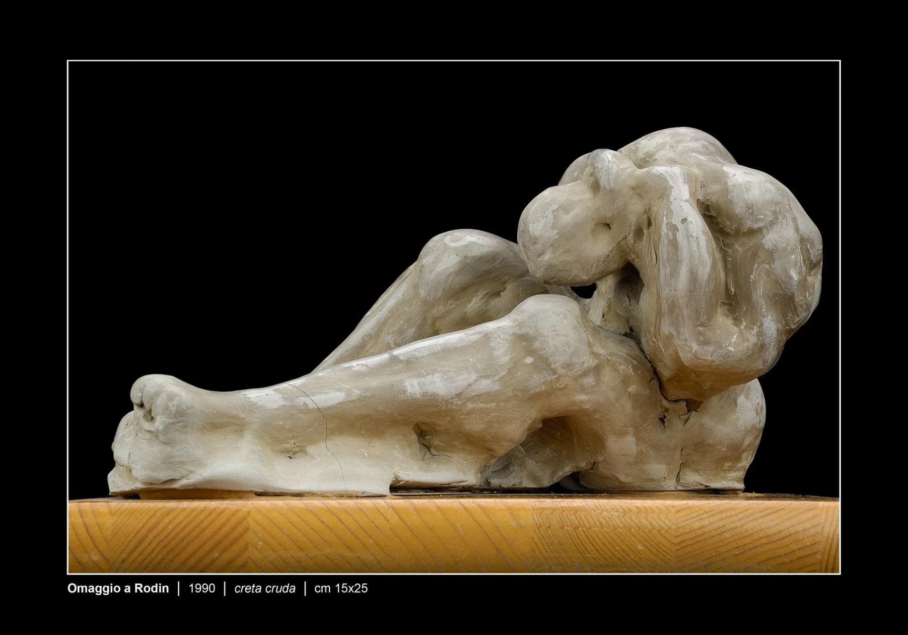 Omaggio a Rodin