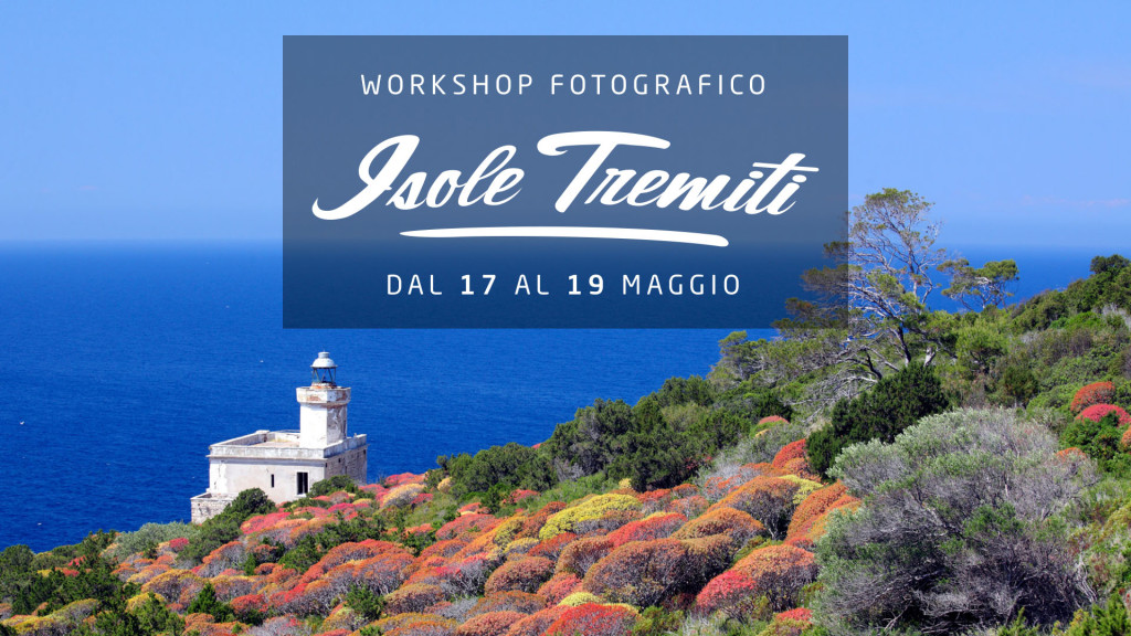 Workshop Tremiti 2019